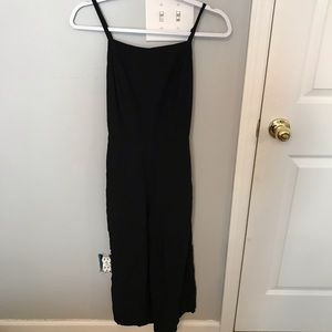 OLD NAVY CROPPED JUMPSUIT